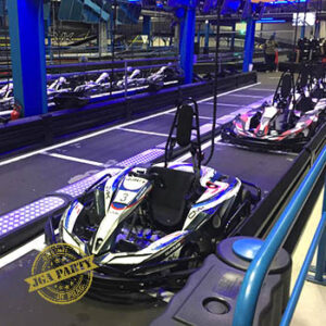 ELECTRIC GO-KARTING