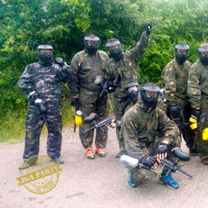 Paintball-Outdoor
