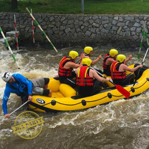 WHITE WATER EXPERIENCE